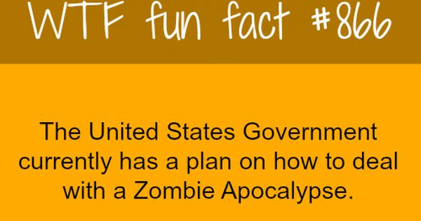 zombie apocalypse, shit is getting real MORE OF WTF-FUN-FACTS are coming HERE