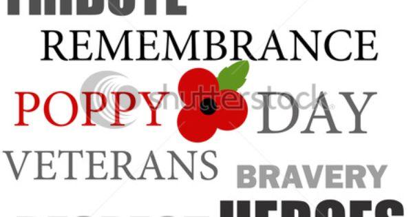 red poppy memorial day uk