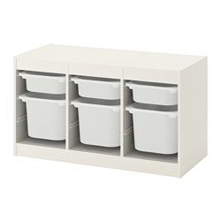Ikea Trofast Storage Combination With Boxes White White A Playful And Sturdy Storage Series For Ikea Trofast Storage Ikea Trofast Kids Storage Furniture