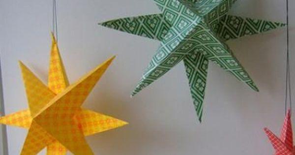 paper stars paperstars