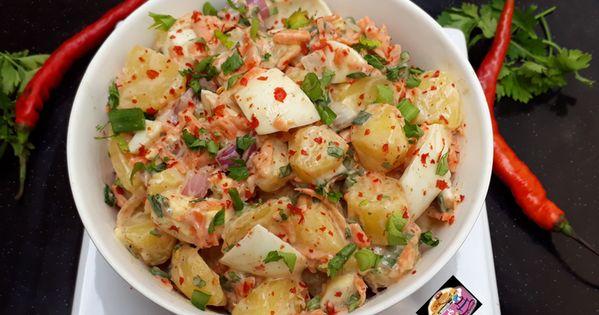 How To Make Appetizing Potato Salad Di 2020