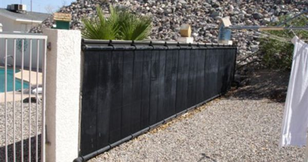 What To Expect From A Solar Pool Heating Site Visit Solar Pool Heater Diy Solar Pool Solar Pool Heating