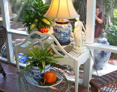 Mary Carol Garrity's Home Tour @ CreatingThisLife.com Nell ...