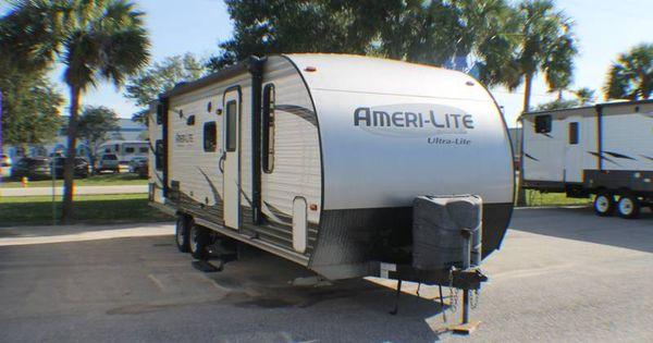 2016 Gulf Stream Ameri Lite 255bh For Sale Fort Myers Fl Rvt