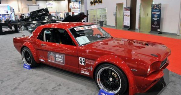 E Widebody Race Car