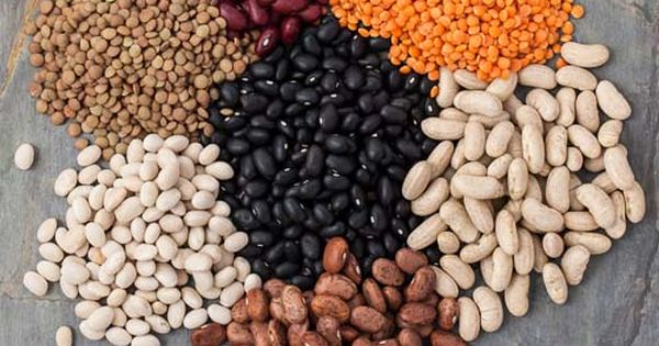 Dry Beans and Lentils Cooking Chart, with soaking and cooking times and