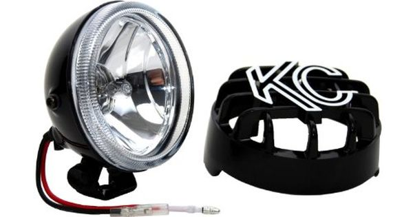 Kc Hilites 1490 Rally 400 4 55w Single Driving Light With Abs Stone Guard See This Great Product By Click Affiliate Link Amazon Com Car Hacks Car Lights Electrical Wire Connectors