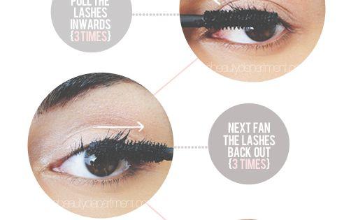 Make up Tutorial: von der Augenbraue, bis hin zum Lidschatten, Rouge und