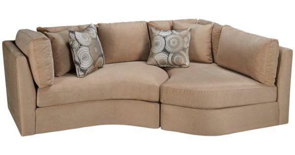 Bauhaus Crosby 2 Piece Sectional Jordan S Furniture