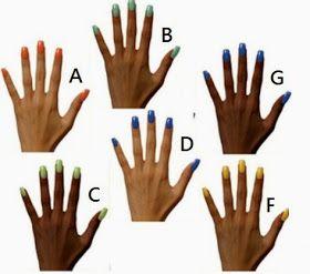 Color De Uñas Para Manos Morenas Uñas Para Piel Morena