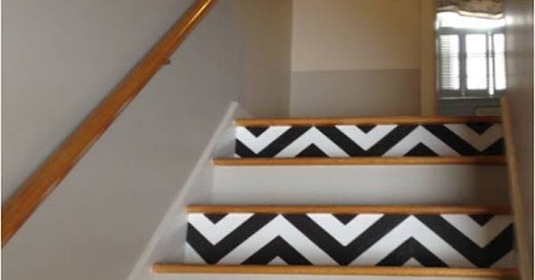 carreaux de ciment une marche sur deux escaliers pinterest escalier d 39 entr e escaliers. Black Bedroom Furniture Sets. Home Design Ideas