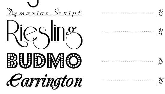 Free Wedding Invitation Fonts: Free 40 Fonts For DIY Wedding Invitations From Dafont.com
