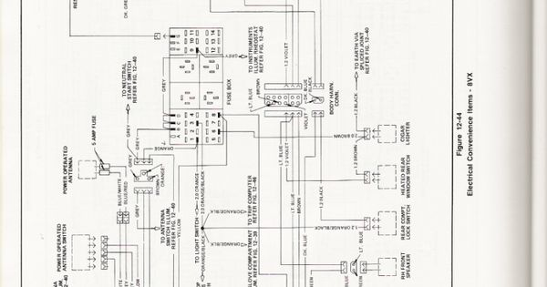 a9ffc7424a4f13425625b08475918b8a showing the wiring diagram vs holden pinterest Dodge Ram Wiring Diagram at soozxer.org