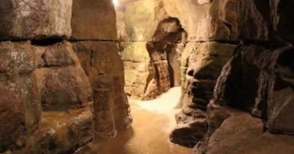 Olentangy Indian Caverns Delaware Ohio Cavern Buckeye Ohio
