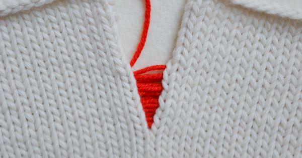 Mattress Stitch For Joining Knitting : Mattress Stitch - Knitting Crochet Sewing Embroidery Crafts Patterns and Idea...