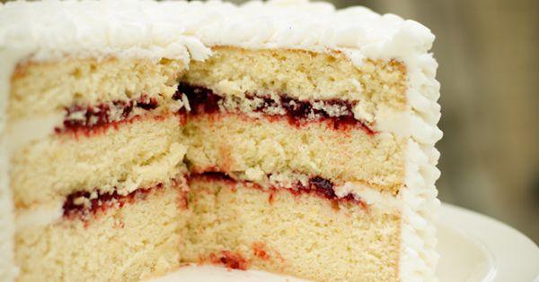 Ina Garten Lemon Cake With Raspberry Filling