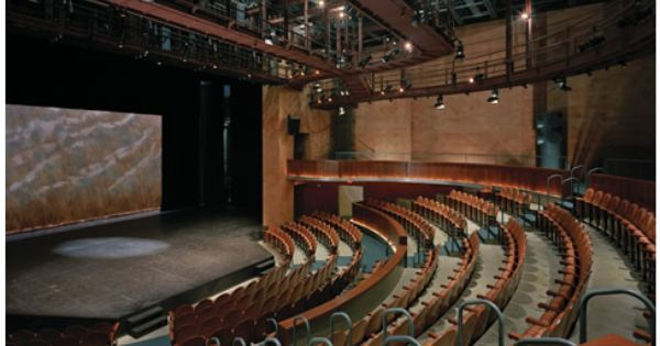 Two River Theater Company H3 Hardy Collaboration Architecture Architecture Project Construction Company Theatre Company