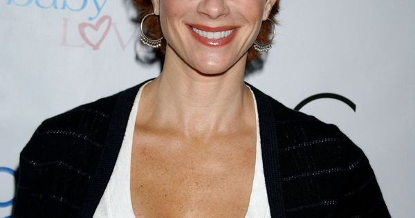 59 best images about Lauren Holly on Pinterest   Her hair