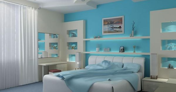 Eye-Catching Beach Inspired Bedroom Designs : Awesome