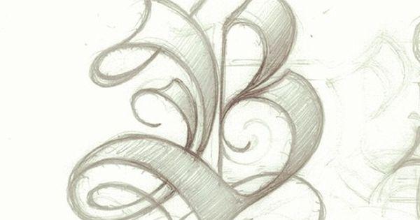 Fancy Letter B Designs   www.imgkid.com - The Image Kid ...