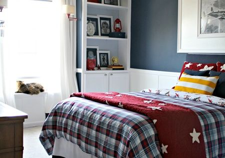 cool bedroom ideas 12 boy rooms thrifty decor chick 11377 | aa09867f6256e8e3ae8547727d08a29f