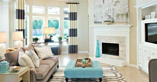 gardinenideen vorh nge fenster modern designer sessel lehne home pinterest vorhang fenster. Black Bedroom Furniture Sets. Home Design Ideas