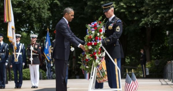 barack obama memorial day speech