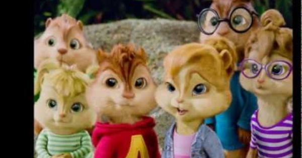 The Chipmunks And The Chipettes Bad Romance Real Voices Youtube