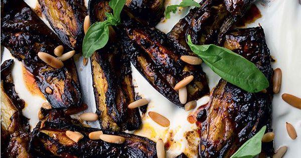 Black garlic, Eggplants and Pine on Pinterest