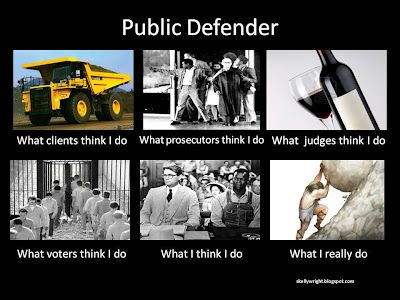 Public Defender What People Think I Do Defender Lawyer Humor