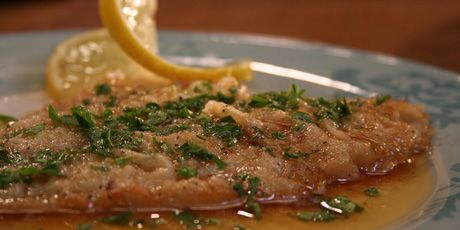 Sole meuniere 2 recipes food network canada laura calder for French fish recipes