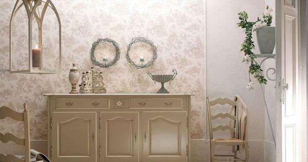 Credenza provenzale 3 ante 2 cassetti mobili shabby chic mobili casa idea stile interiors - Mobili stile shabby ...