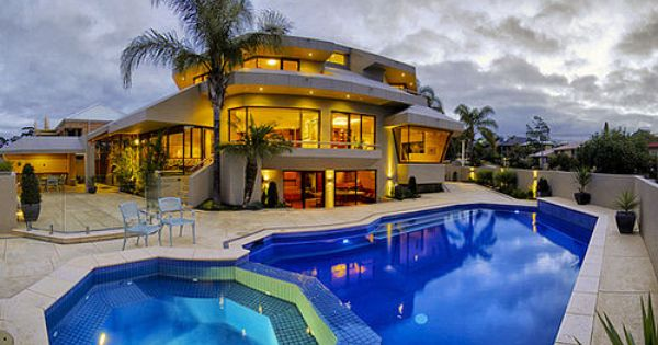 Outstanding Best Picture Nice Houses With Pools Leventslevents Houses Inspirational Interior Design Netriciaus