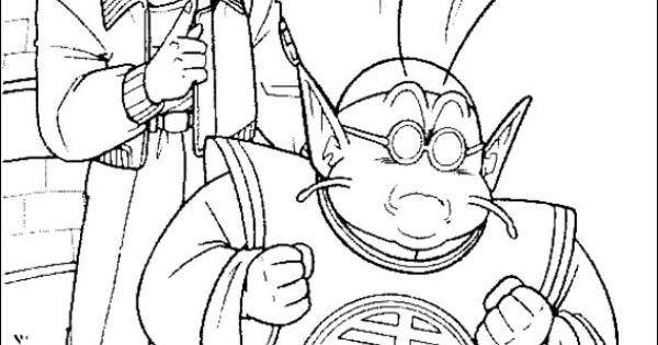 Vegeta Para Colorear Para Pin Para A On Para Dragon Ball Z: Dibujos De Dragon Ball Z Para Imprimir Y Colorear