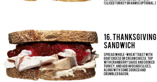 "Sandwich Heaven ""A New Sandwich for Every Day of the Month"" by"