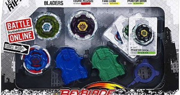 Beyblade Metal Fury Performance Top System Legendary Bladers Set By Beyblade 31 57 Includes 3 Five Piece Tops 2 Ripco Fury Performance Tops Collector Cards