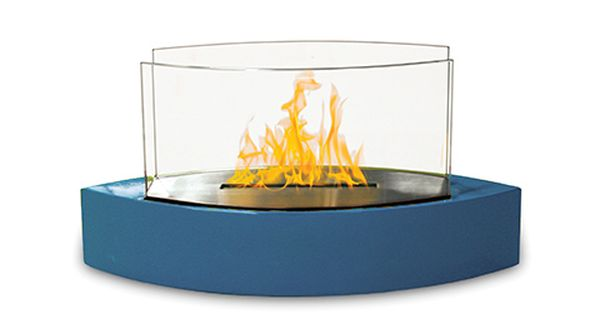 Tabletop Fireplace Sharper Image Tabletop Fireplaces Table