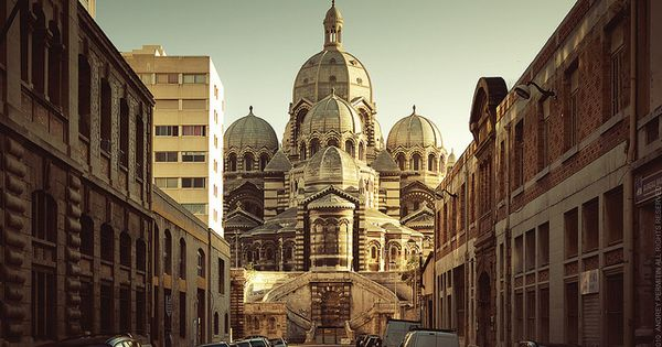 Cathédrale de la Major in Marseille, France / photo by Andrey Permitin.