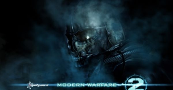 Call Of Duty Modern Warfare 2 Hd Wallpaper Wallpaperfx Modern Warfare Call Of Duty Modern Desktop Wallpaper