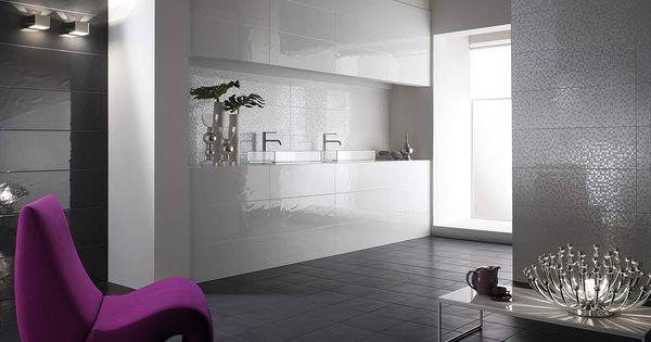 Carrelage fa ence d corative salle de bains kreo espace for Carrelage imola