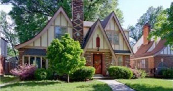 Dible Tudor Kansas City Mo Dream Rooms House Styles Property Sites