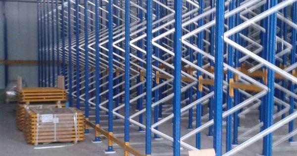 Soluciones modulares montadores de estanter as met licas - Estanterias metalicas modulares ...