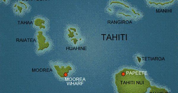 Papeete Tahiti Tahiti French Polynesia Tahiti Tahiti