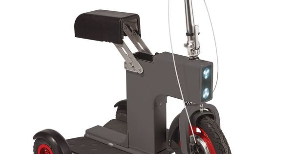 The Foldaway Electric Chariot Hammacher Schlemmer Free
