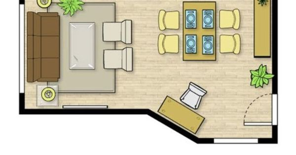 Free online room planning tool by urban barn furniture - Design your living room online free ...