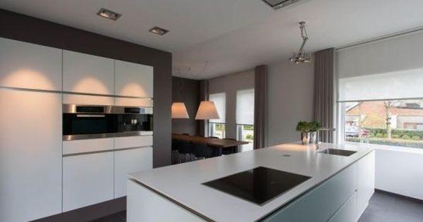 Ponad 30 tysi cy gotowych pomys w na wn trza w jednym miejscu house ideas pinterest - Kookeiland tafel ...