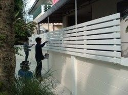 Manufacturer Of Wooden Fence And Fiber Cement Fence