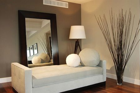 Painting Accent Walls In Living Room Brown Accent Wall Taupe