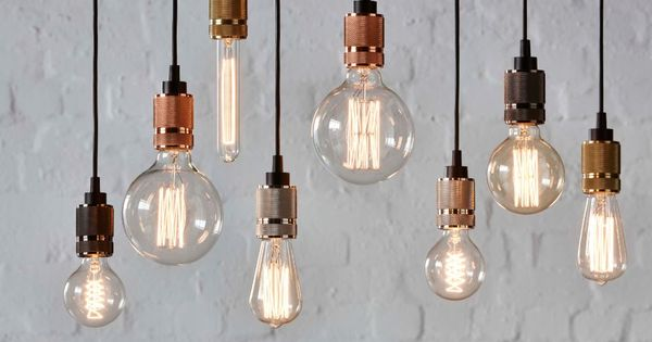 Add An Ambience To Any Room Vintage Clear Lightbulb From Bunnings At Crossroads Homemaker
