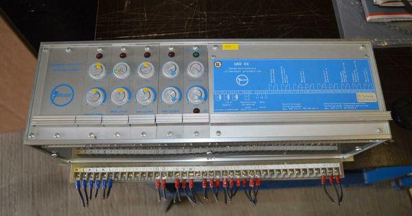 Details Zu Vh905 Janssen Gru 03 Generatorschutz 19 Alu Gehause Fur Standardschaltschrank Schalter Ebay Gehause